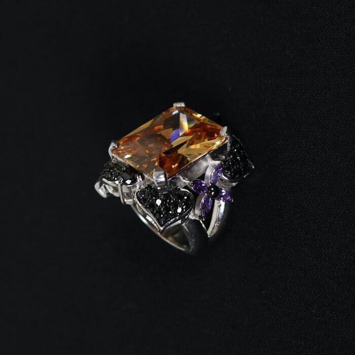 Orange Stone Two